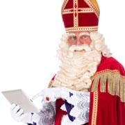 Verstuur een SMS-je namens de Sint